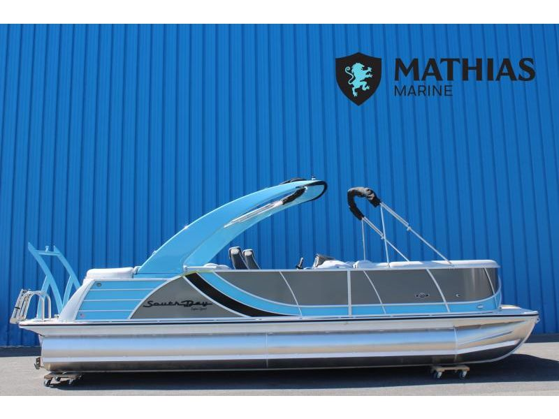 MM-19-0097 Neuf SOUTHBAY PONTON 525RS ARCH 2019 a vendre 1