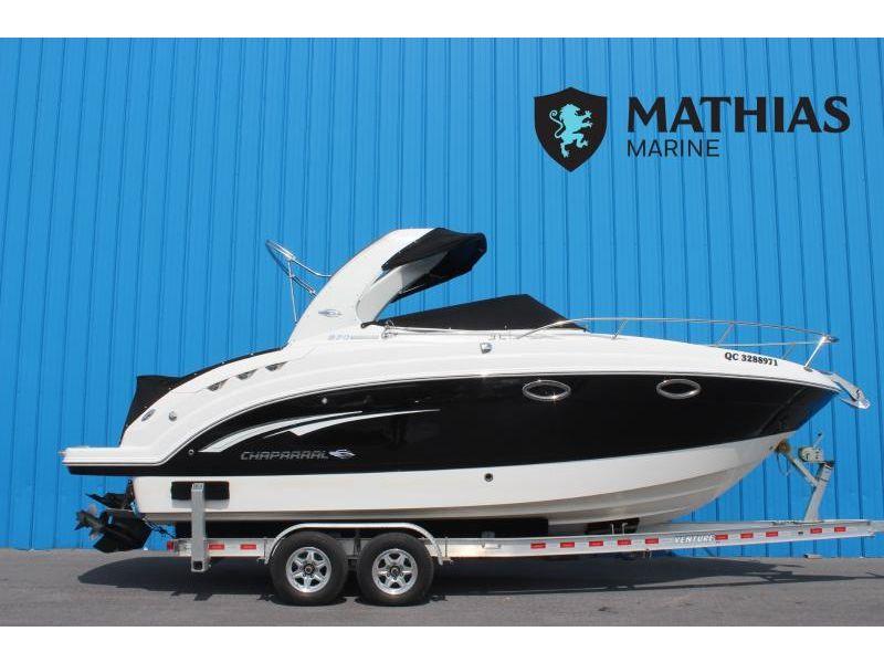 MM-19-1105A Occasion CHAPARRAL 270 SIGNATURE 2012 a vendre 1