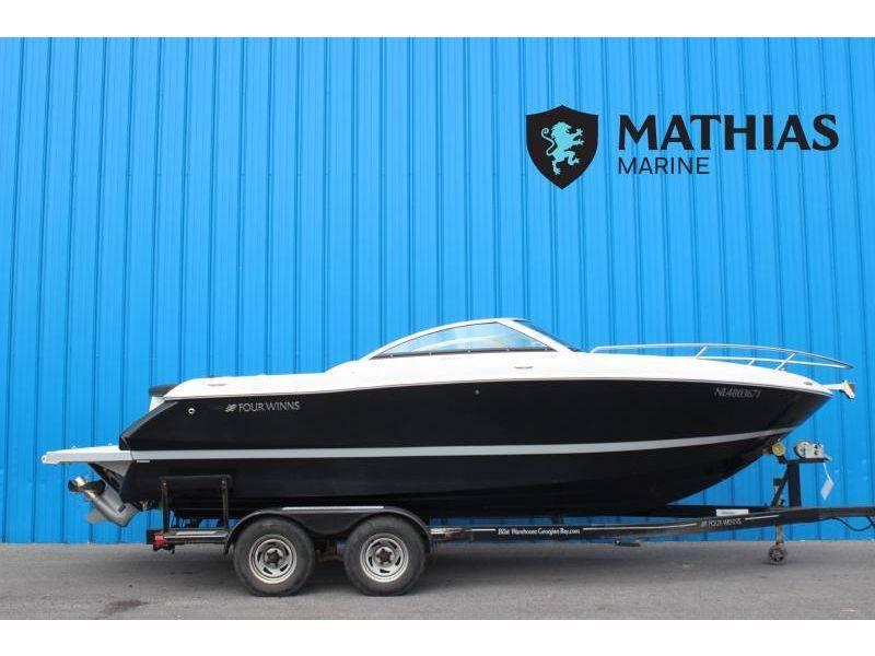 MM-P20-0018 Occasion FOUR WINNS 235 2013 a vendre 1