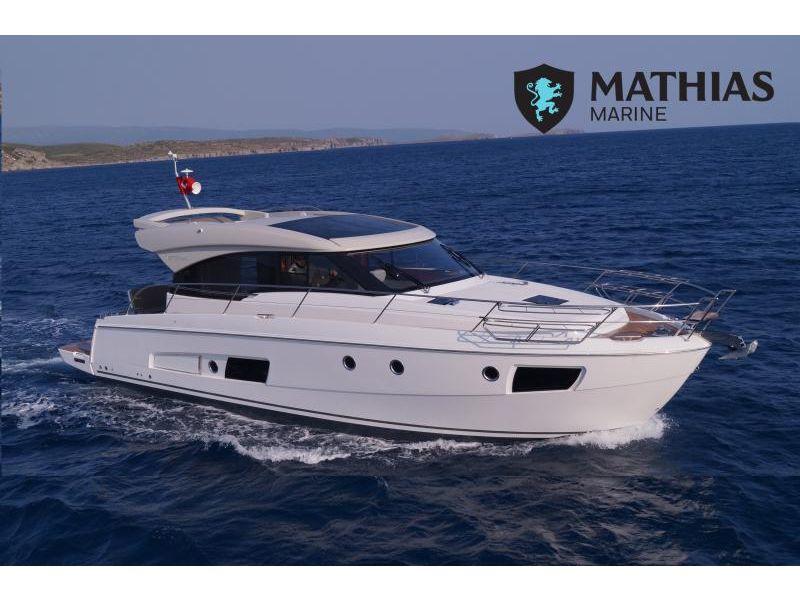 MM-21-0157 Neuf BAVARIA VIRTESS 420COUPE IPS 600 VOLVO 2021 a vendre 1