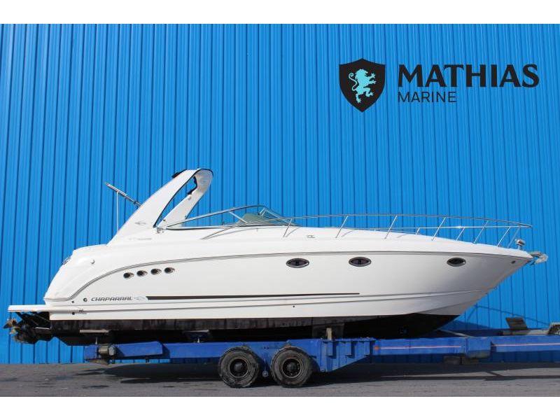 MM-P20-0043 Occasion CHAPARRAL 370 2012 a vendre 1