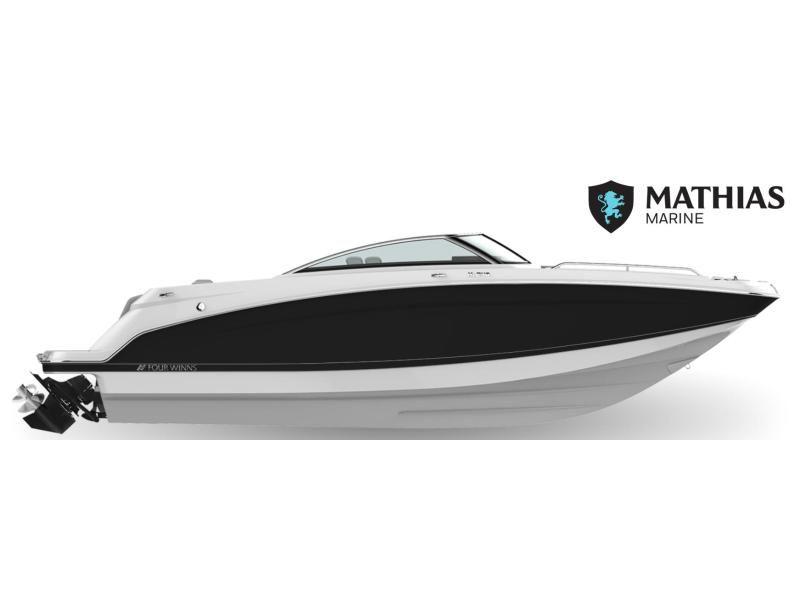 MM-21-0025 Neuf FOUR WINNS HD 5  2021 a vendre 1