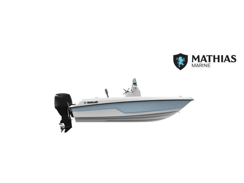 MM-21-0095 Neuf WELLCRAFT 162 FISHERMAN M90 ELPT CT 4S 2021 a vendre 1