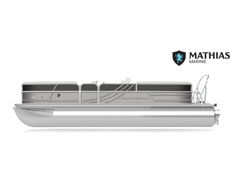 MM-21-0144 Neuf SOUTHBAY PONTON S222CR 2021 a vendre 1