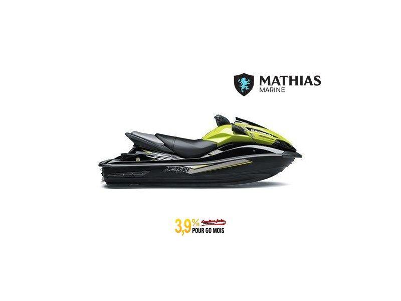 MM-W-GET-1199 Neuf Kawasaki JET SKI ULTRA 310X ÉBÈNE / JAUNE NÉON PERLE 2021 a vendre 1