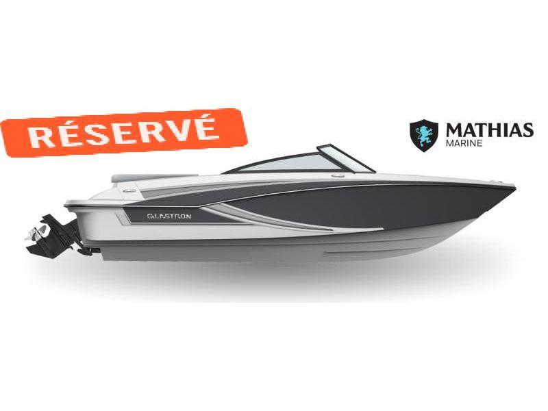 MM-21-0038 Neuf GLASTRON 185 GT 4.5L/ALPHA MERCRUISER 2021 a vendre 1