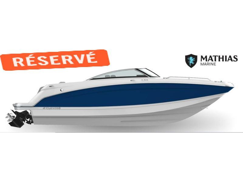 MM-21-0168 Neuf FOUR WINNS HD 5  6.2L / B3 MERC 2021 a vendre 1