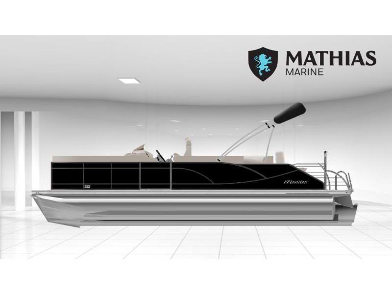 MM-21-0519 Neuf MANITOU 23 SES VP BENCH MERCURY 150 XL 2021 a vendre 1