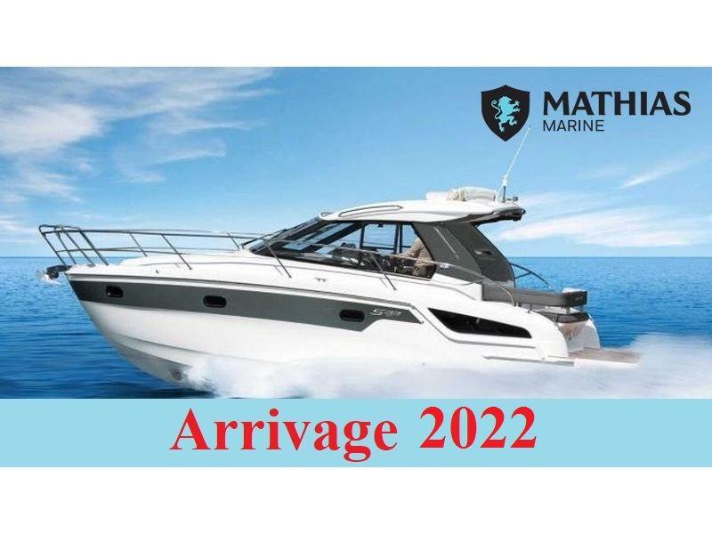 MM-22-0004 Neuf BAVARIA S33 HT VOLVO D3-220 EVC 2022 a vendre 1