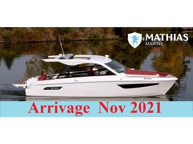 MM-22-0003 Neuf BAVARIA VIDA 33 HT 2022 a vendre 1