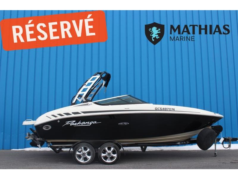 MM-20-0107A Occasion SEA RAY PACHANGA 22 2010 a vendre 1