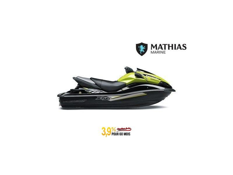 MM-21-0586 Neuf Kawasaki JET SKI ULTRA 310X ÉBÈNE / JAUNE NÉON PERLE 2021 a vendre 1