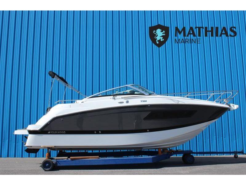 MM-21-0019 Neuf FOUR WINNS FOUR WINNS 255 VISTA 6.2L / B3 2021 a vendre 1