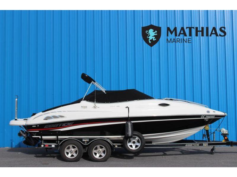 MM-C-21-0071 Occasion EBBTIDE 224 SE 2012 a vendre 1