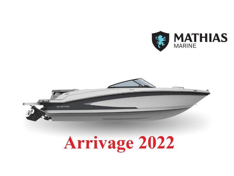 MM-22-0015 Neuf GLASTRON 215 GX 4.5L / ALPHA MERCRUISER 2022 a vendre 1