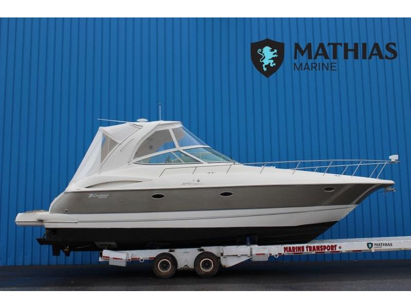 MM-P21-0012 Occasion CRUISERS YACHTS 370 2006 a vendre 1