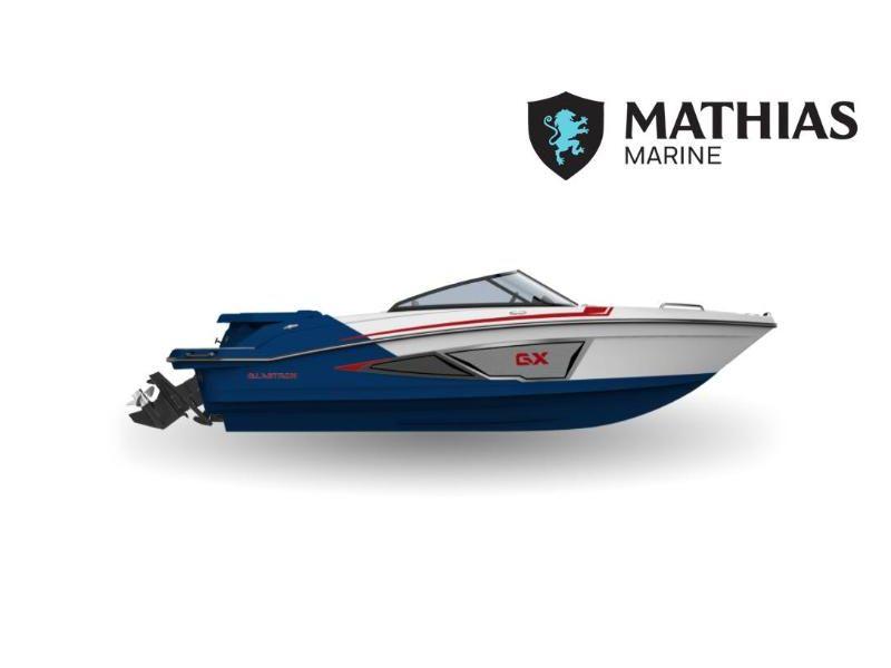 MM-21-0148 Neuf GLASTRON 195 GX MERCRUISER 4.5L/ALPHA 2021 a vendre 1