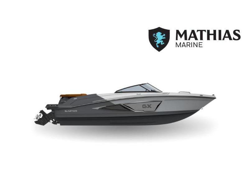 MM-21-0151 Neuf GLASTRON 215 GX MERCRUISER 4.5L/ALPHA 2021 a vendre 1