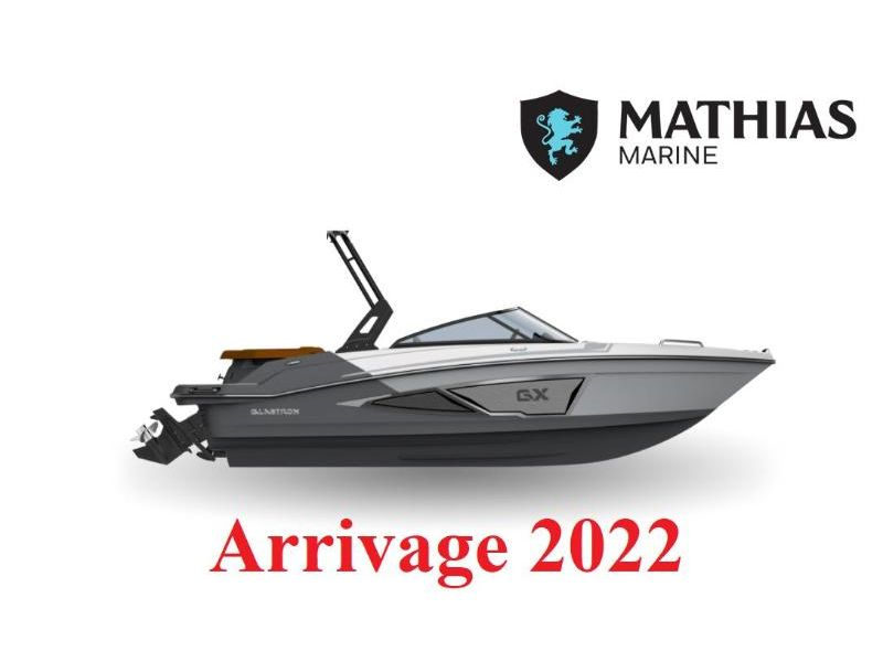 MM-22-0008 Neuf GLASTRON 195 GX 4.5L / ALPHA MERCRUISER 2022 a vendre 1