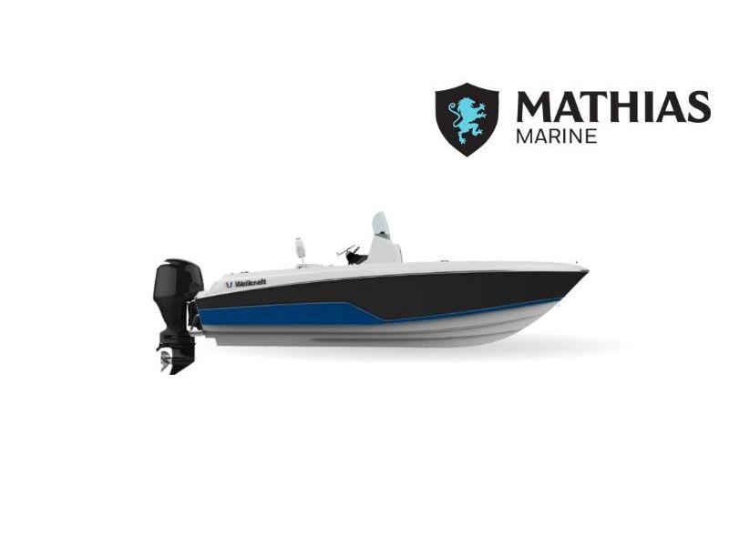 MM-21-0097 Neuf WELLCRAFT 202 FISHERMAN 150 XL 4S 2021 a vendre 1