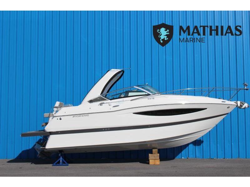 MM-21-0018 Neuf FOUR WINNS FOUR WINNS 275 VISTA 6.2L/B3  2021 a vendre 1