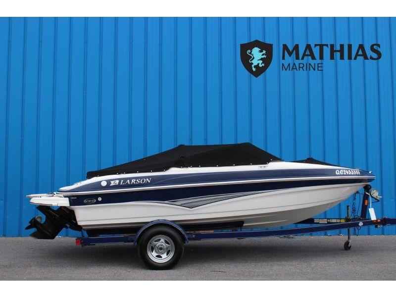 MM-P21-0038 Occasion LARSON 8501X 2010 a vendre 1