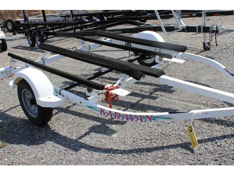 MM-P21-0001RMS-P21-0001R Occasion KARAVAN TRAILER REMORQUE MOTOMARINE DOUBLE 2007 a vendre 1