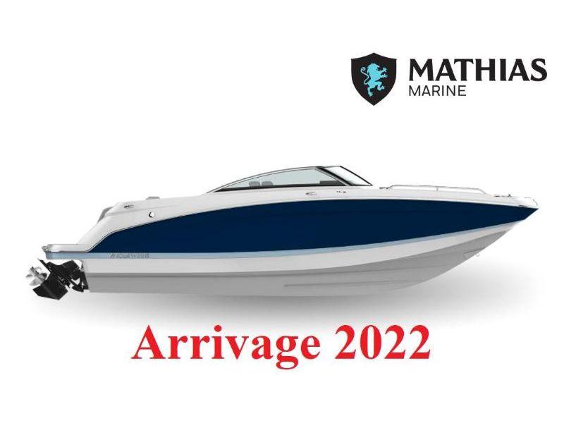 MM-22-0037 Neuf FOUR WINNS HD 3 4.5L MERCRUISER/BRAVO 3 2022 a vendre 1