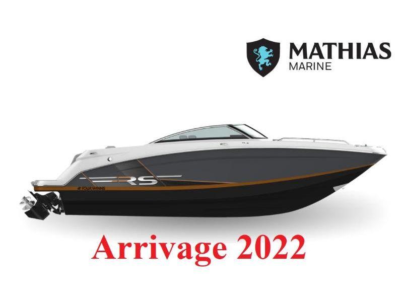 MM-22-0038 Neuf FOUR WINNS HD 3 6.2L MERCRUISER/BRAVO 3 2022 a vendre 1