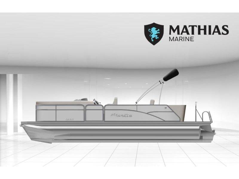 MM-22-0044 Neuf MANITOU 25 OASIS VP SL MERCURY 150 XL 2022 a vendre 1