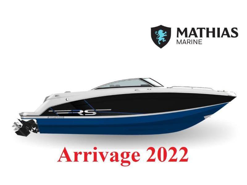 MM-22-0039 Neuf FOUR WINNS HD 5 6.2L MERCRUISER/BRAVO 3 2022 a vendre 1