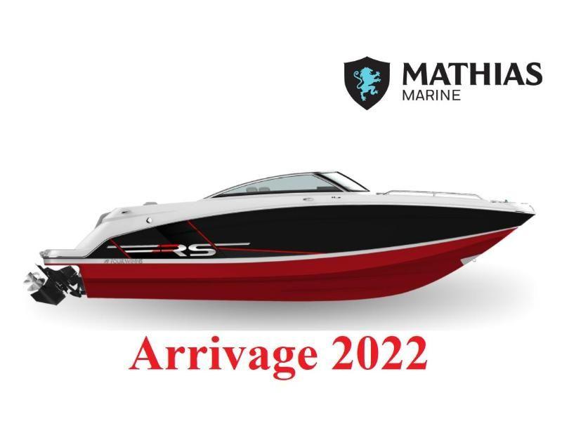 MM-22-0040 Neuf FOUR WINNS HD 5 6.2L MERCRUISER/BRAVO 3 2022 a vendre 1