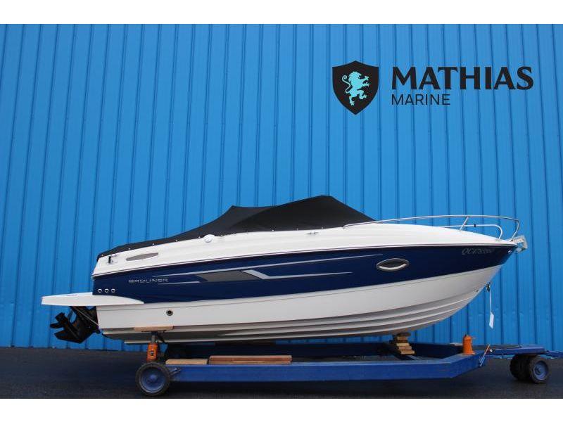 MM-C-21-0087 Occasion BAYLINER 642 OV 2014 a vendre 1