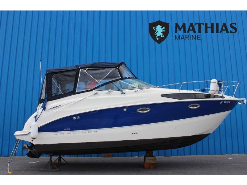 MM-P-20-0004A Occasion BAYLINER 265 SB 2006 a vendre 1