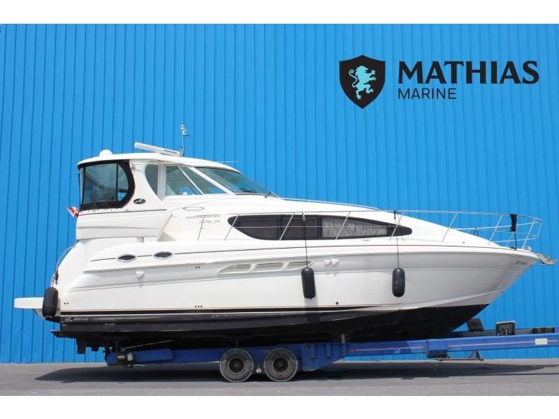 MM-C-21-0088 Occasion SEA RAY 390 MOTORYACHT 2005 a vendre 1