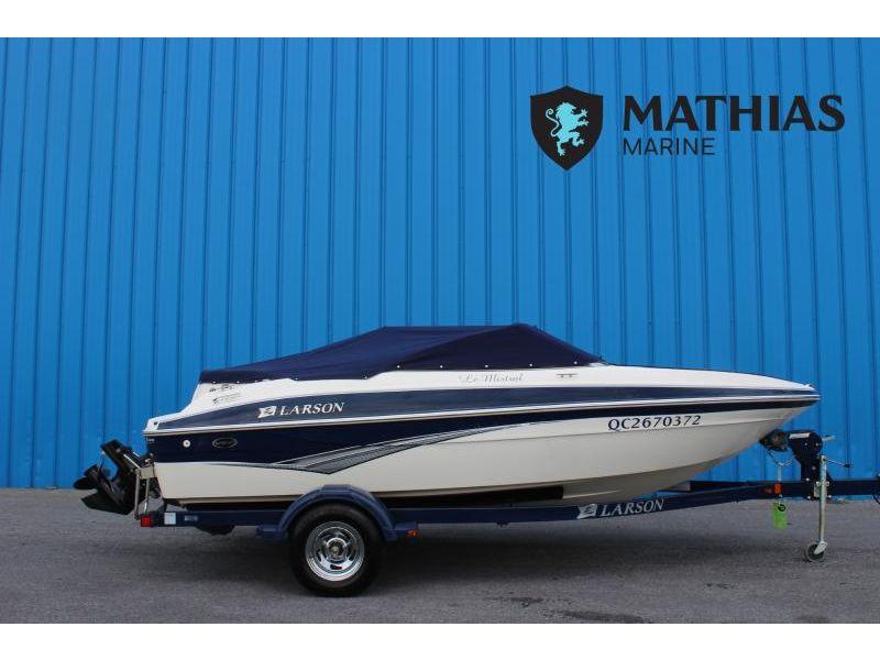 MM-P21-0062 Occasion LARSON 8501X 2011 a vendre 1
