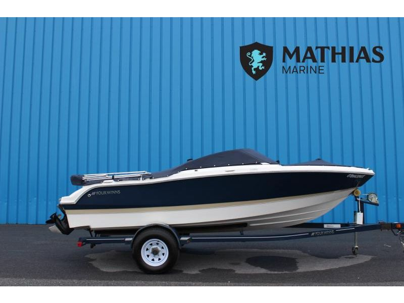 MM-P21-0061 Occasion FOUR WINNS H180 2013 a vendre 1