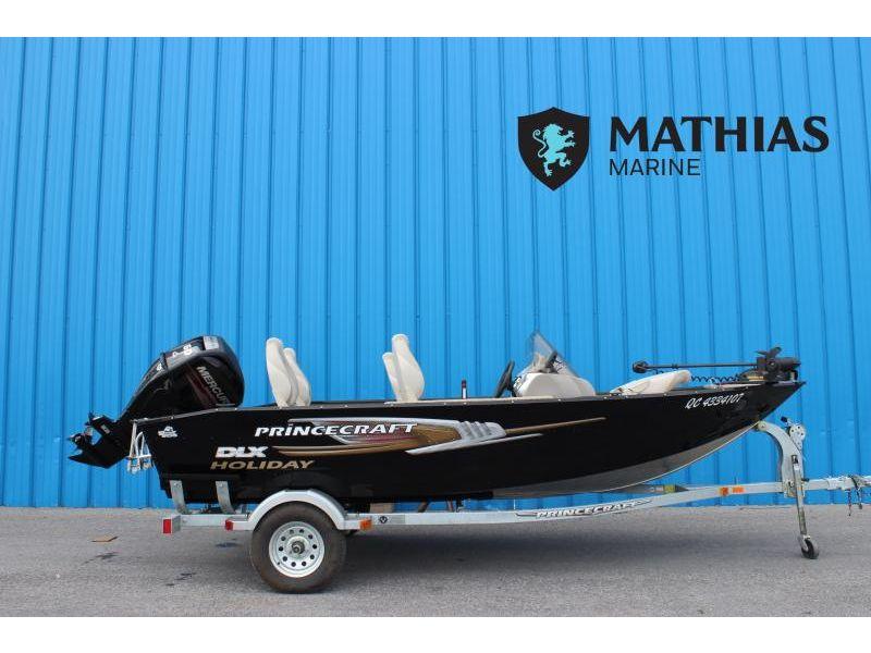 MM-21-0032A Occasion PRINCECRAFT HOLIDAY DLX 2013 a vendre 1