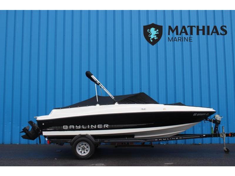 MM-P21-0071 Occasion BAYLINER 175 2012 a vendre 1