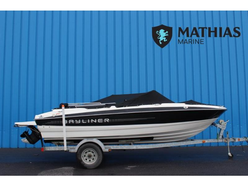 MM-P21-0073 Occasion BAYLINER 195 2011 a vendre 1