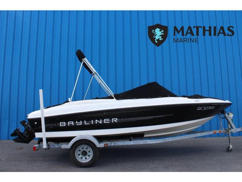 MM-P21-0072 Occasion BAYLINER 175 2012 a vendre 1
