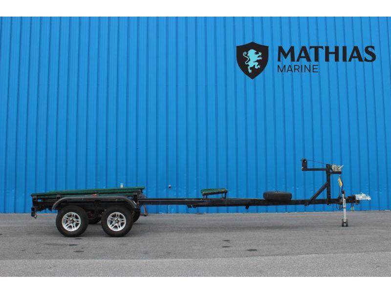 MM-P21-0089ARMS-P21-0089AR Occasion ARTIS REMORQUE A BATEAU  2018 a vendre 1