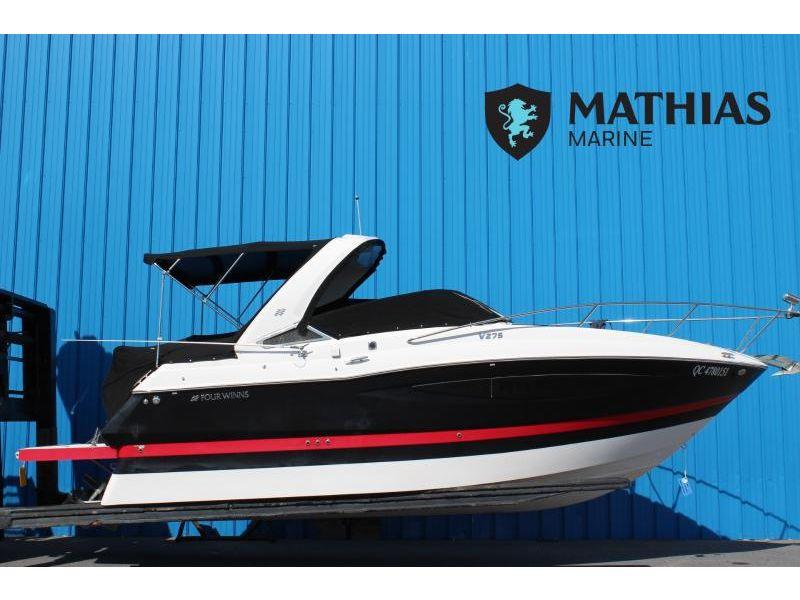 MM-C-22-0009 Occasion FOUR WINNS VISTA 275 2015 a vendre 1