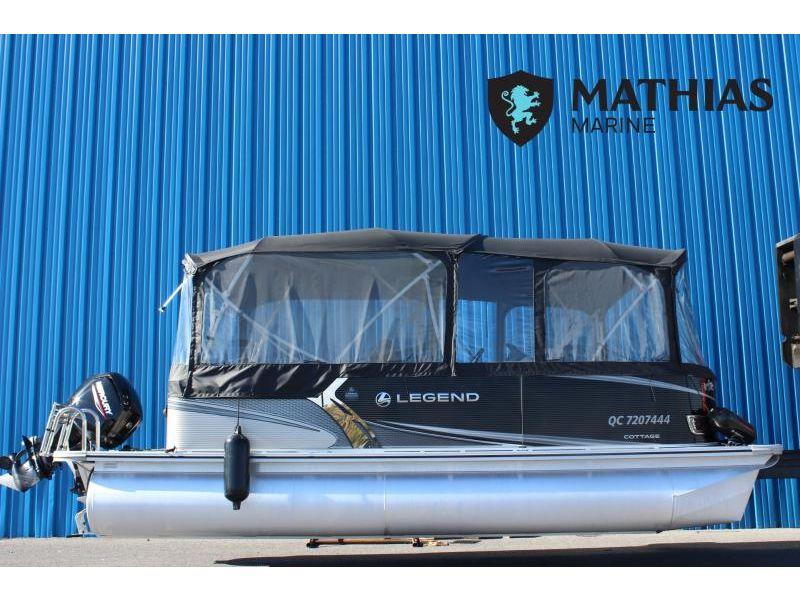 MM-C-22-0052 Occasion LEGEND 22 Q Cottage 2020 a vendre 1