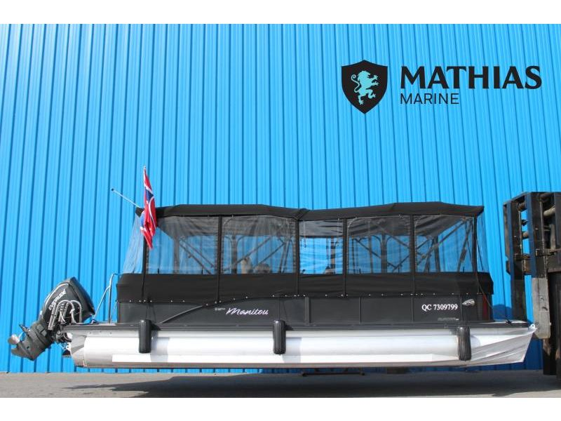 MM-C-22-0072 Occasion MANITOU 25 AURORA LE SHP RF 2020 a vendre 1