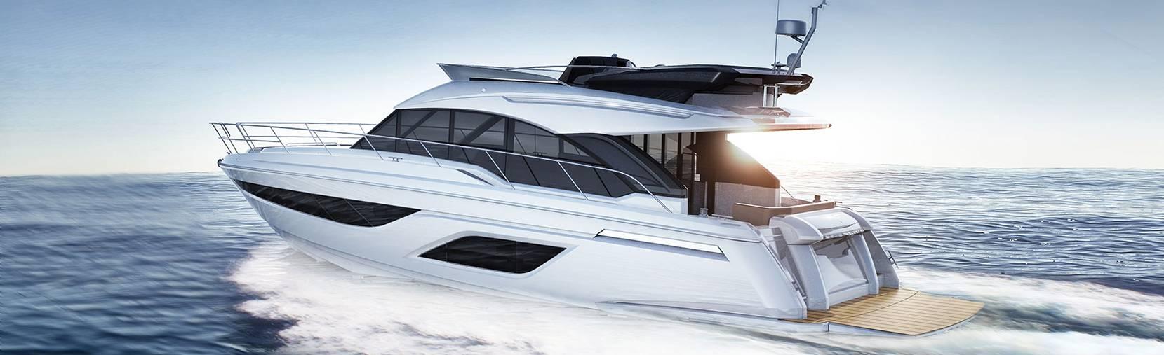 Bavaria R55 boat