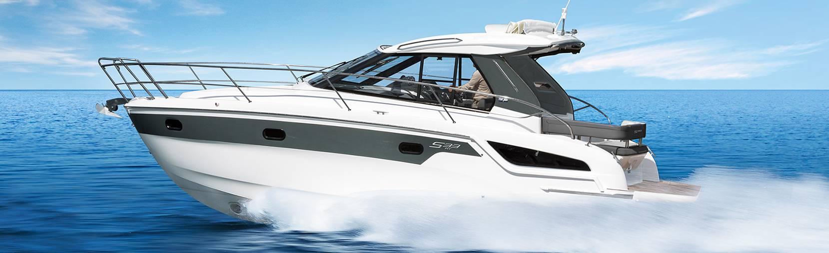 Bavaria s33 boat
