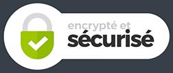 Site web encrypté et sécurisé