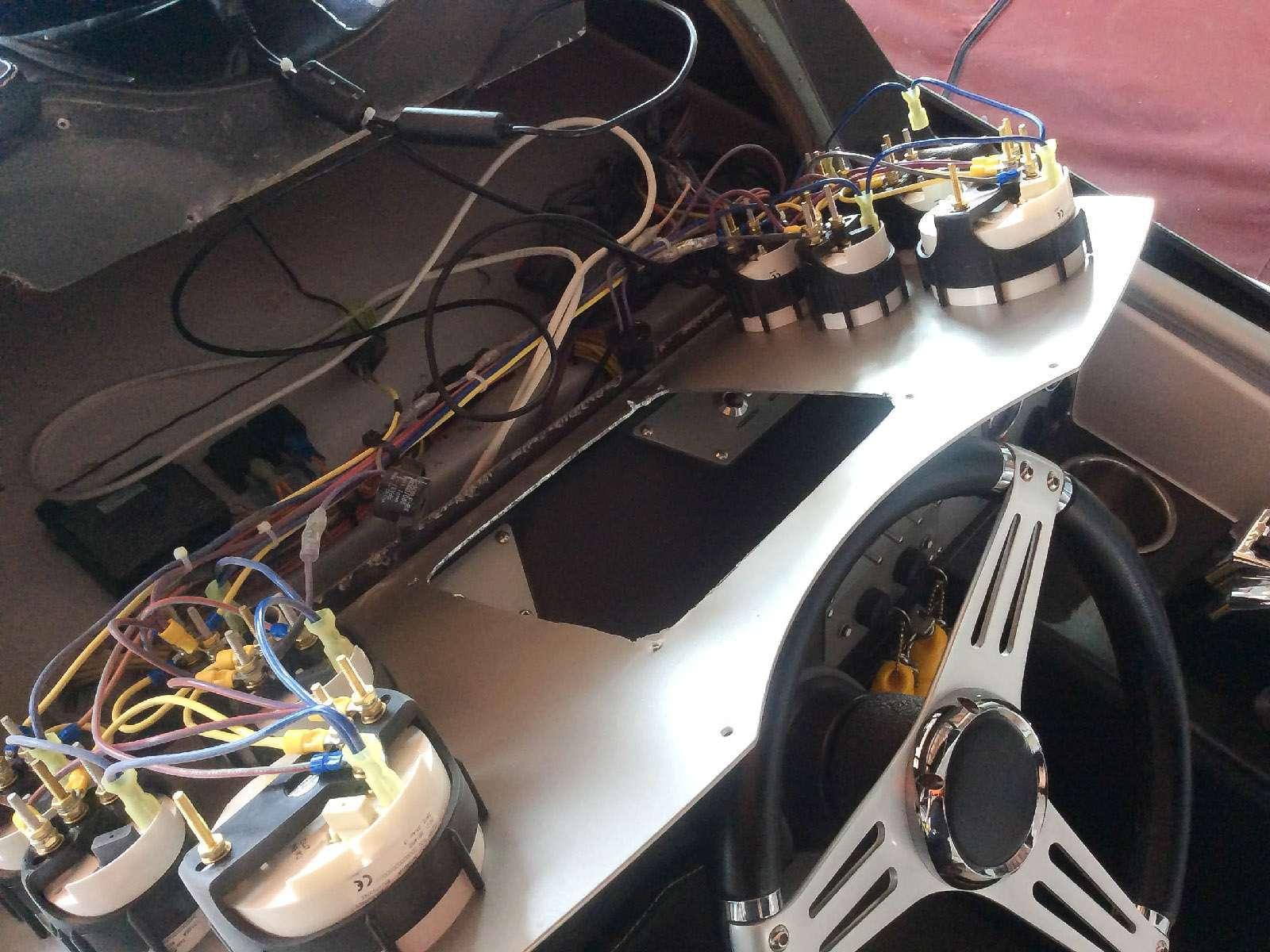 installation et réparation électronique bateau ou ponton