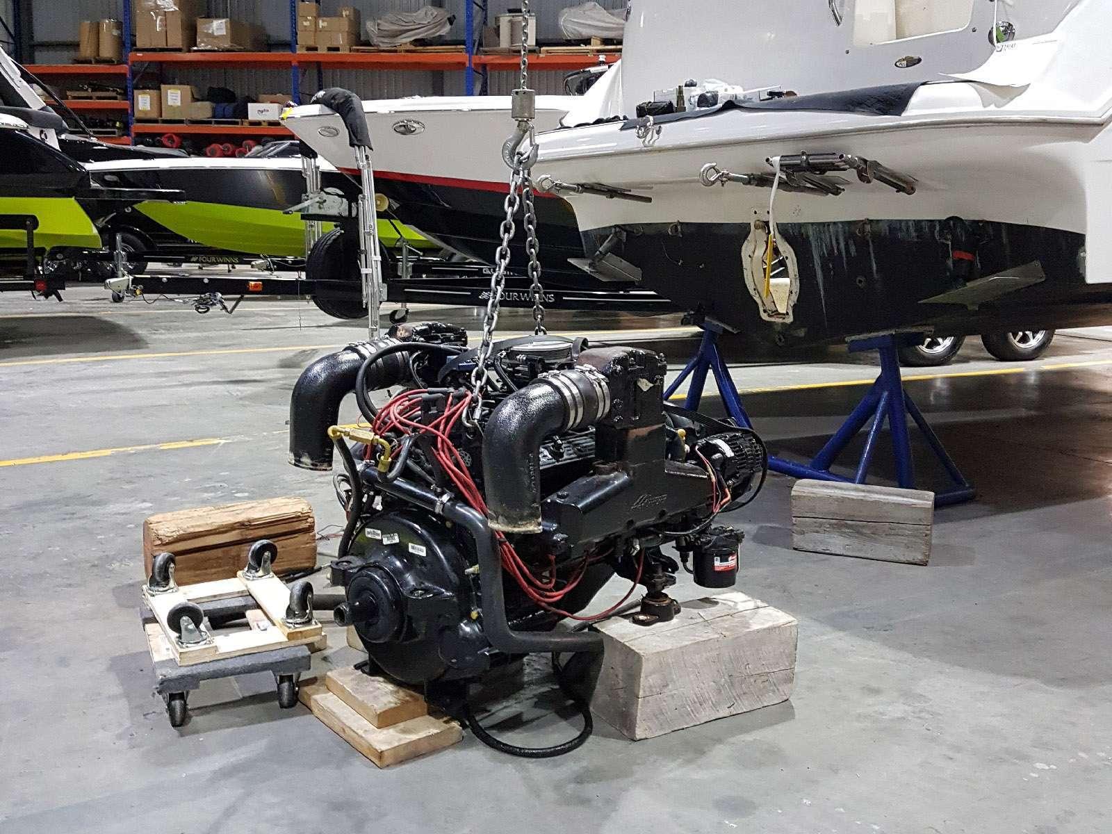 réparation et diagnostic bateau ou ponton